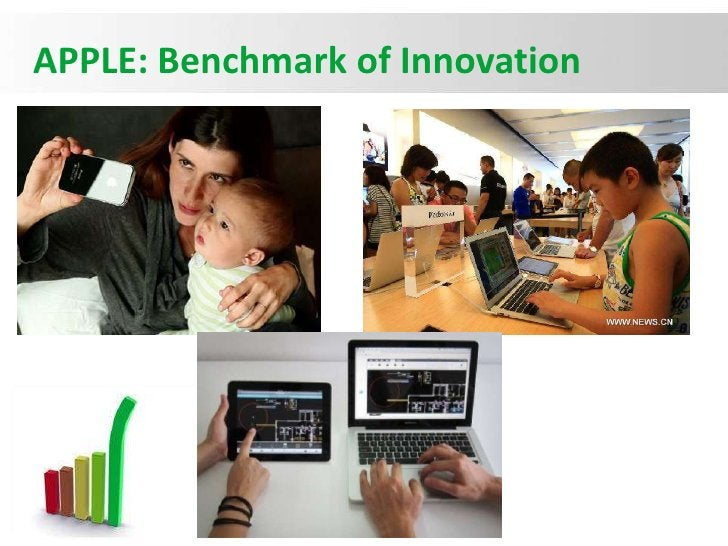 APPLE: Benchmark of Innovation                                 Page 32