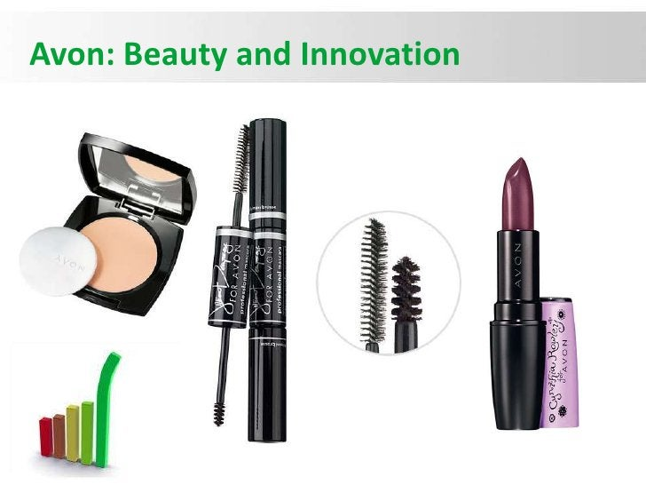 Avon: Beauty and Innovation                              Page 41