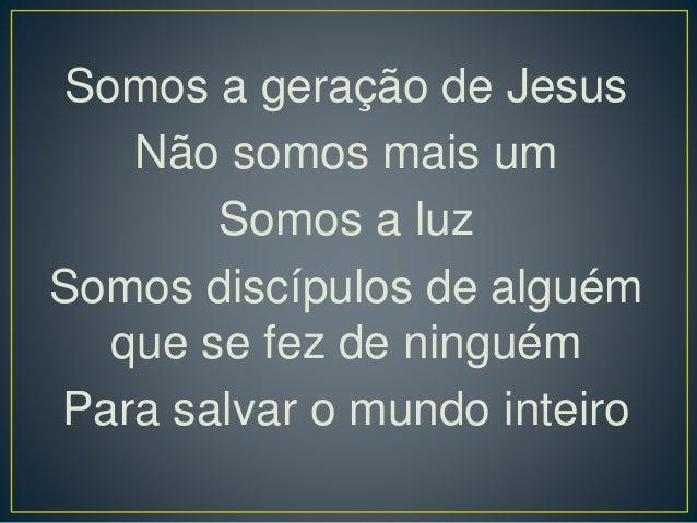 A JESUS JOTTA BAIXAR GERAO DE
