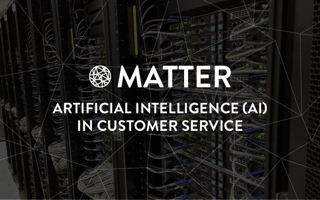 TWO WEEK ADVENTURE ARTIFICIAL INTELLIGENCE (AI) IN CUSTOMER SERVICE