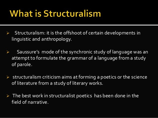 gerard genett structuralism and literary criticism