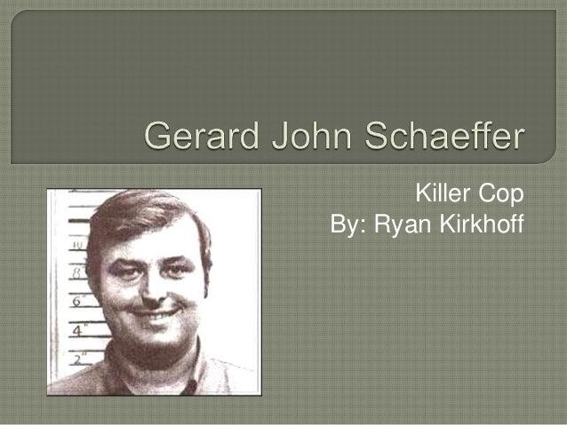 Killer CopBy: Ryan Kirkhoff