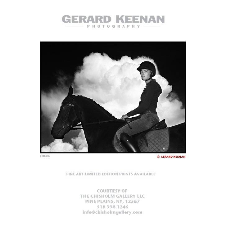Gerard Keenan, Courtesy of Chisholm Gallery
