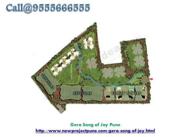Gera Song of Joy - Affordable Price with High Class Living Call 9555666555