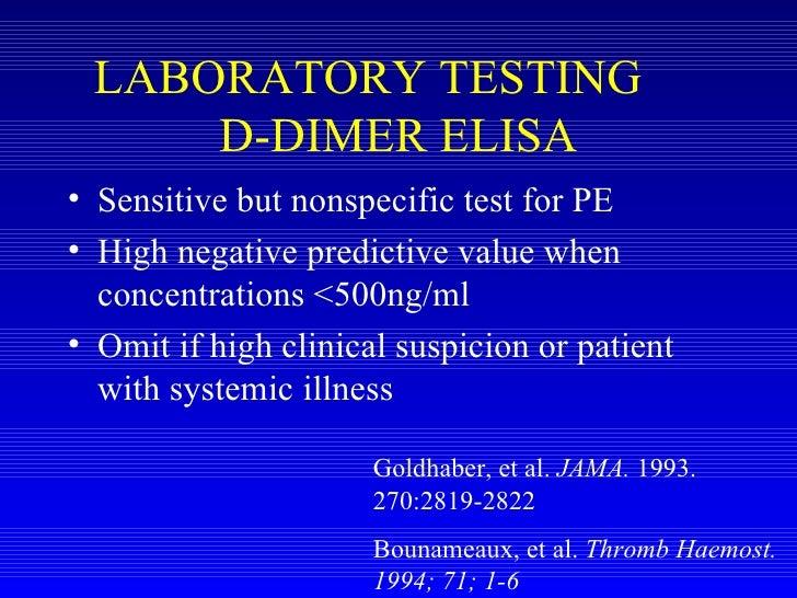 Gerber Pulmonary Embolism