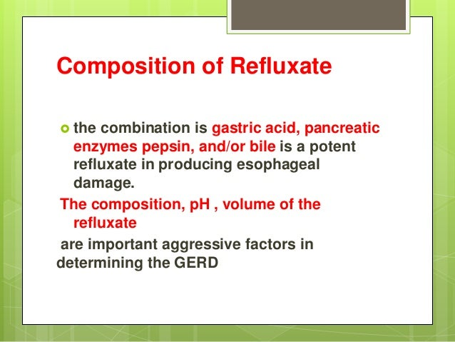 Soapy Taste In Mouth Acid Reflux