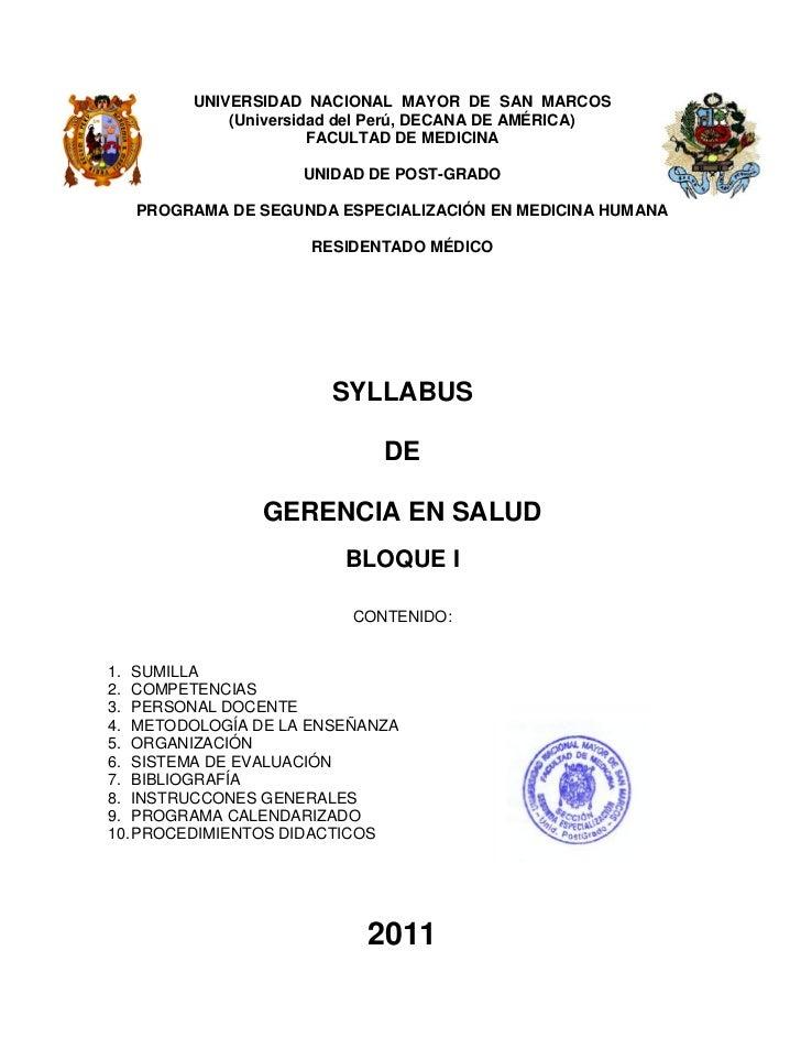 UNIVERSIDAD NACIONAL MAYOR DE SAN MARCOS            (Universidad del Perú, DECANA DE AMÉRICA)                      FACULTA...