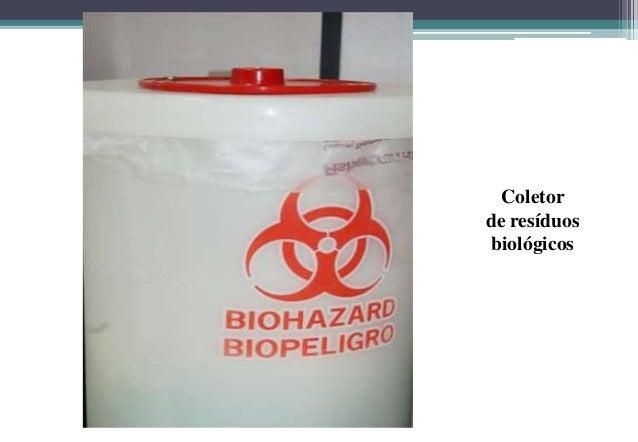 ARMAZENAMENTO EXTERNO                  • Guarda dos recipientes                    de resíduos até a                    re...