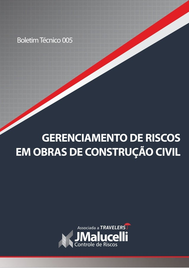 Gerenciamento de riscos em obra de construção