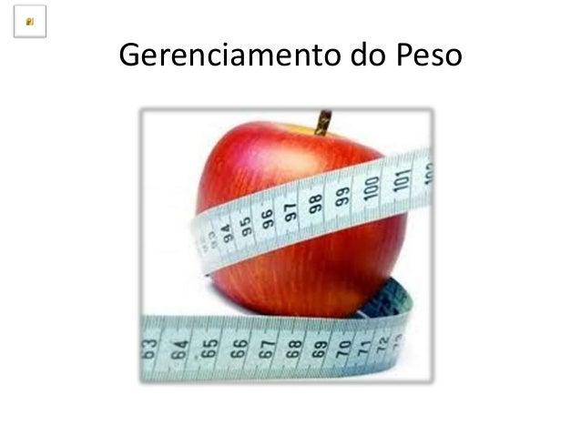 Gerenciamento do Peso