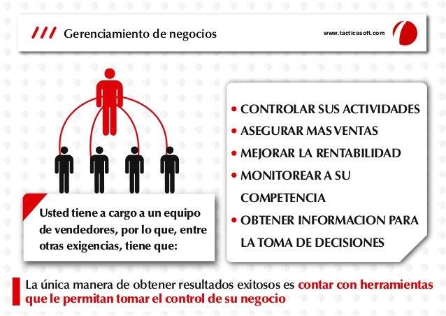Gerenciamiento de Negocios - CRM Slide 2
