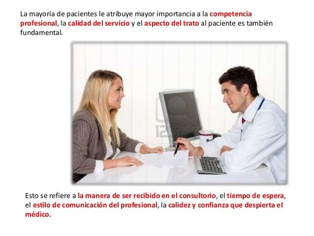 Descubra por qué se va los pacientes de su clínica. Haga su mini estudio de opinión. 4