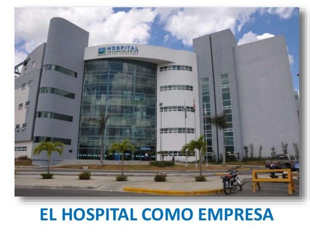 Desde el punto de vista de la autoridad, el hospital es un sistema compuesto por tres subsistemas: • La autoridad normativ...