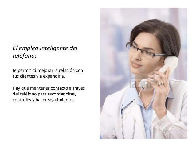 La mayoría de pacientes le atribuye mayor importancia a la competencia profesional, la calidad del servicio y el aspecto d...