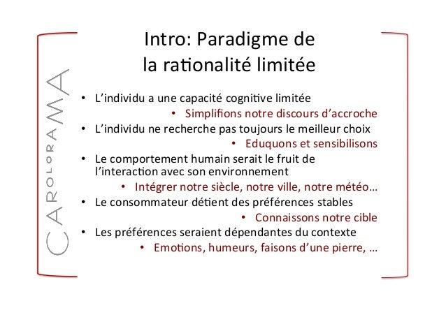 7.  Les  récits  parallèles     • Minimiser    l'effort  cogniMf;   Faire  simple,  drôle,  voire...