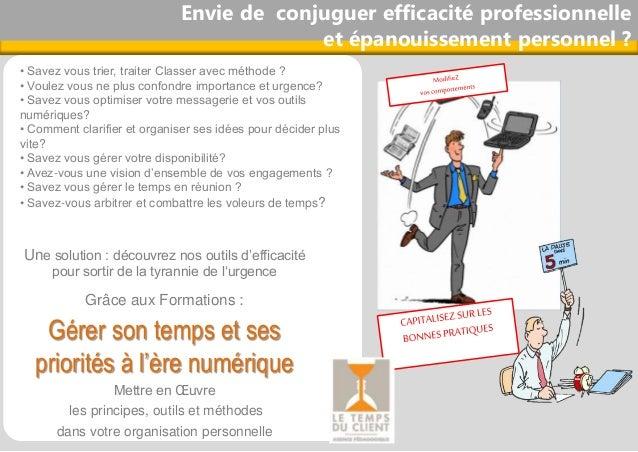 Envie de conjuguer efficacité professionnelle et épanouissement personnel ? • Savez vous trier, traiter Classer avec métho...