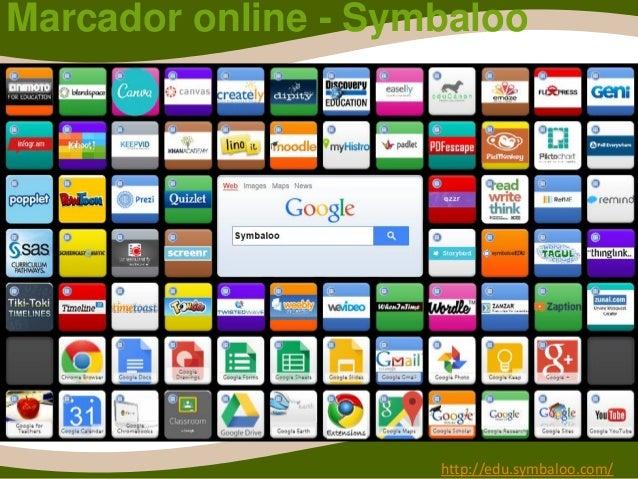 Marcador online - Symbaloo http://edu.symbaloo.com/