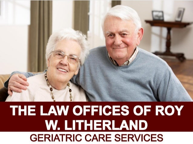 Geriatric Care Services in Campbell California