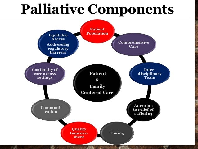 occupational therapy palliative care case study Occupational therapy in oncology and palliative care ebook: it discusses the range of occupational therapy intervention in workbook format with case studies.