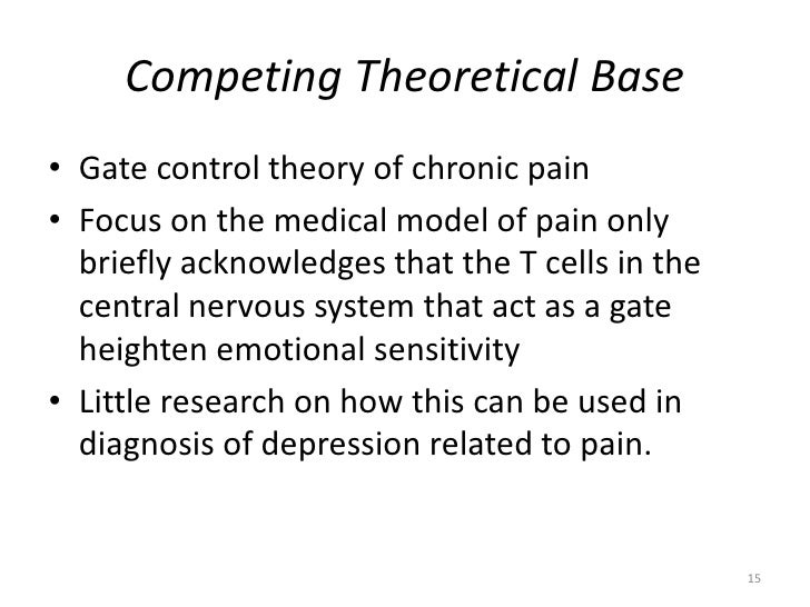 theories of depression analysis Managing depression using rational emotive behavior therapy  managing depression using rational emotive behavior therapy  theory of change analysis.