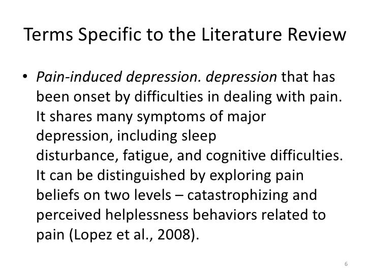 The Role of Caffeine in Pain Management: A Brief Literature Review