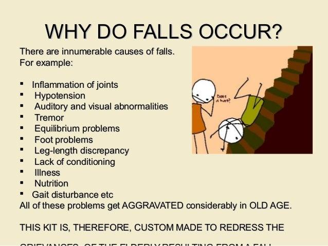 Geriatrics preventing falls in elderly - technology [IIT Bombay Tech…