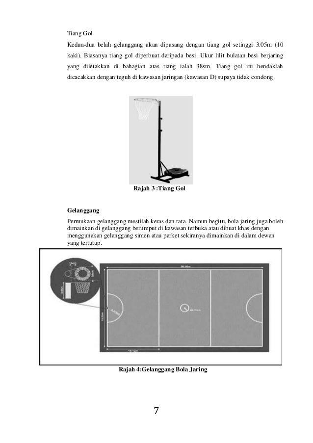 Kemahiran Bola Jaring