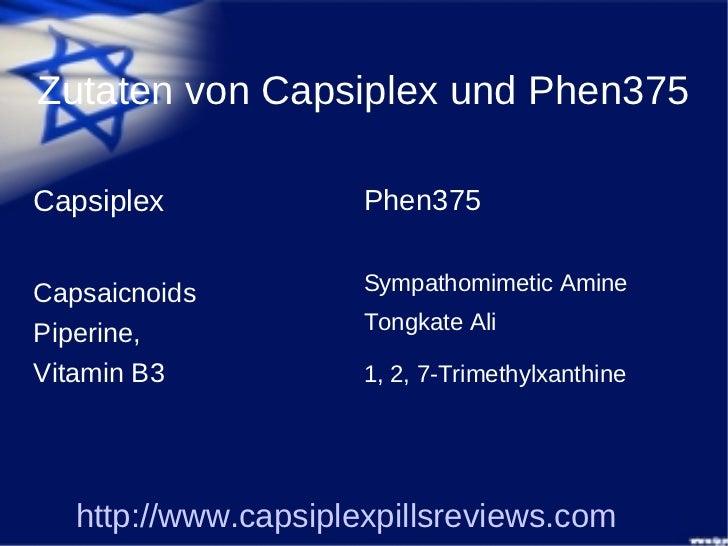 Capsiplex VS Phen 375 Slide 3