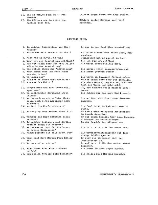 german coursework urlaub Different example texts in german of about 200 words you can use straight away and for free with english translations to help you understand, and some handy vocabulary lists to save you some time.