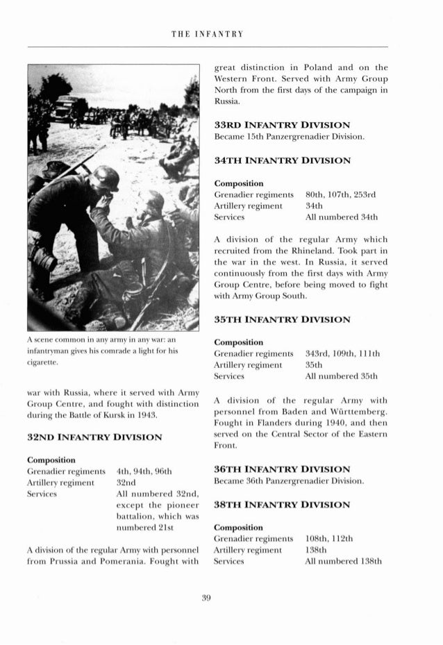 German army handbook 1939-1945