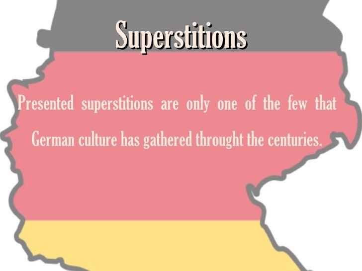 Superstition Deutsch