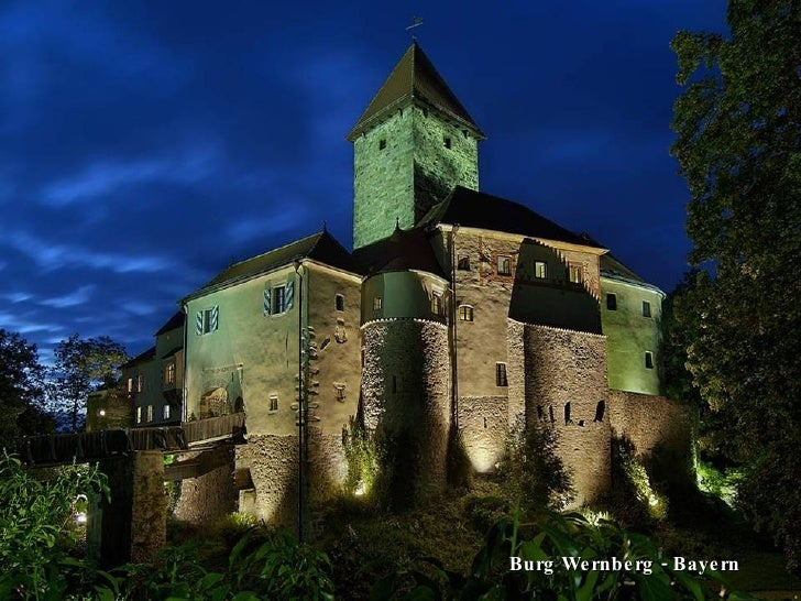 German Castles A Slide 4