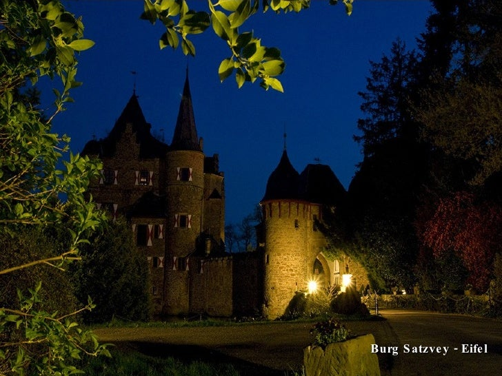 German Castles A Slide 6