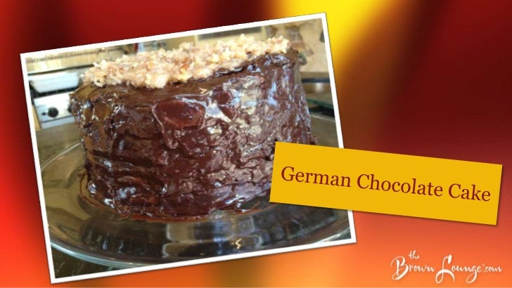 RECIPEGerman Chocolate Cake  One of the moistest cakes we've  ever made! This cake tops the  list as one of our all time  ...
