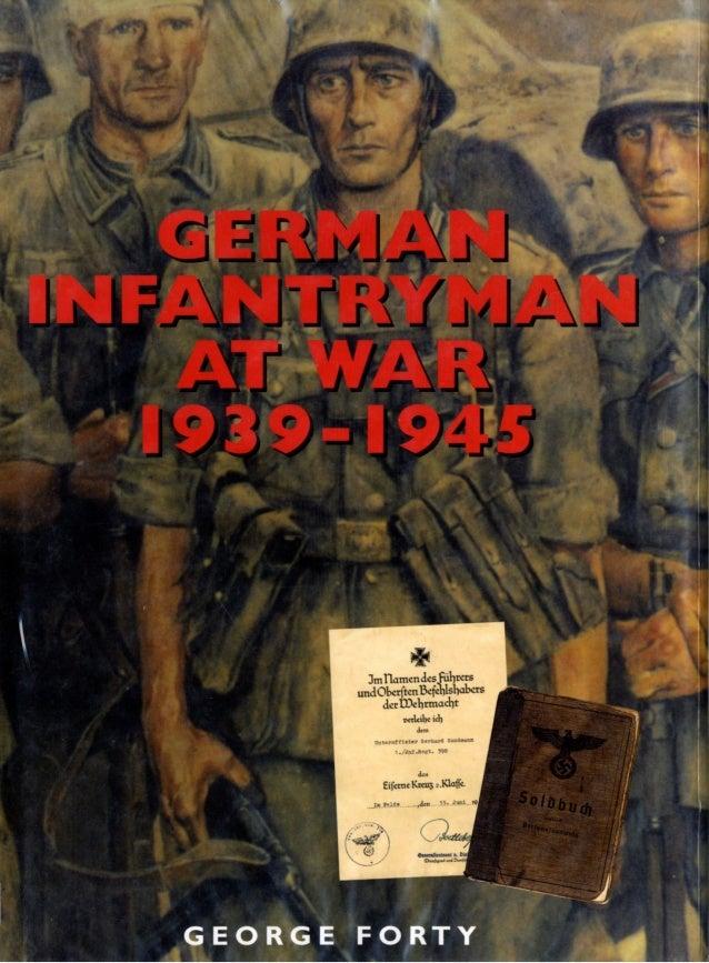 German Infantryman at war-1939 1945