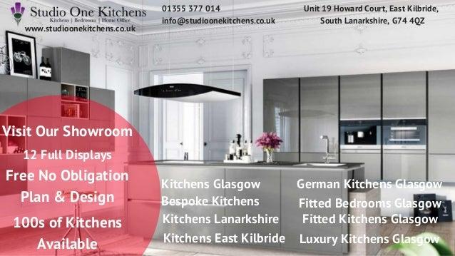 German Kitchens Glasgow