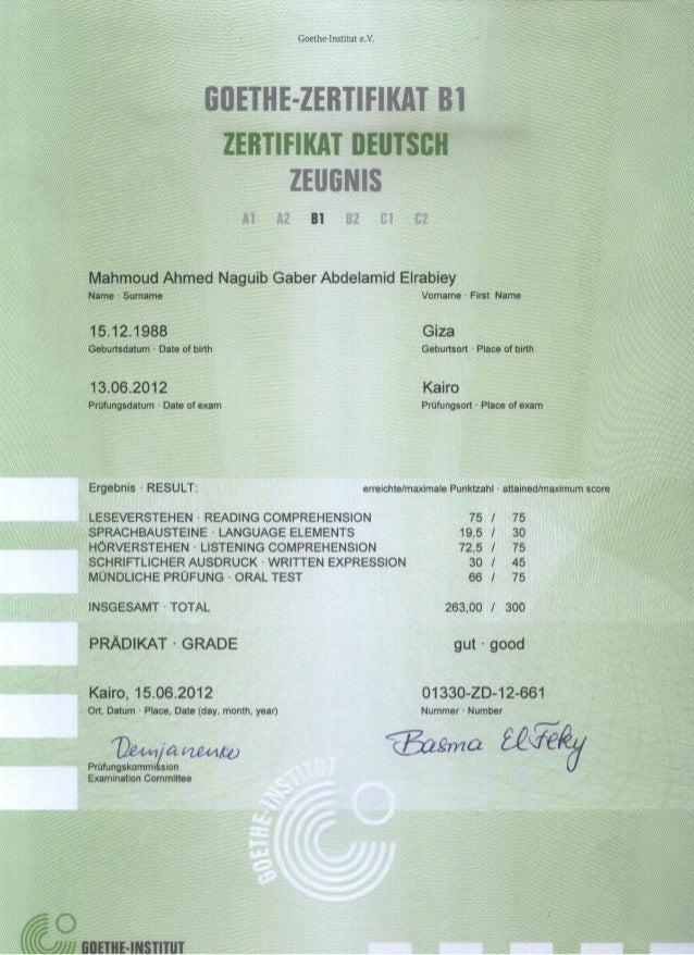 German Language B1 Learn German Easily