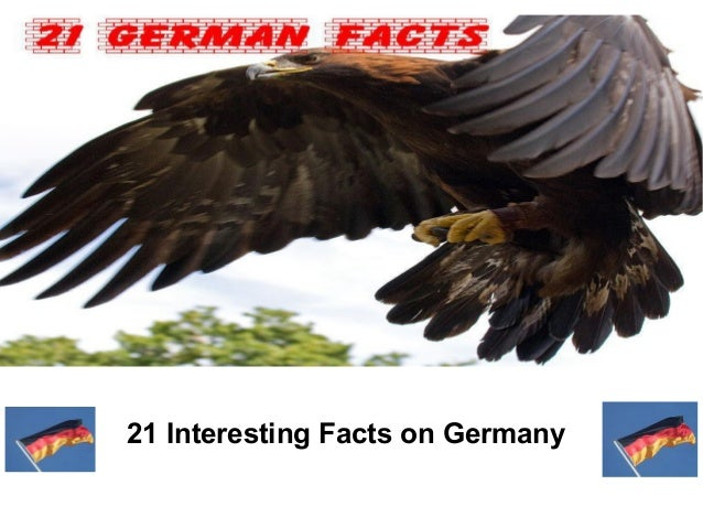 21 Interesting Facts on Germany