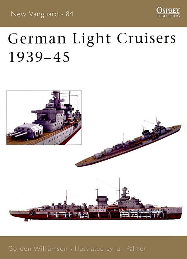 German light cruisers-1939 45