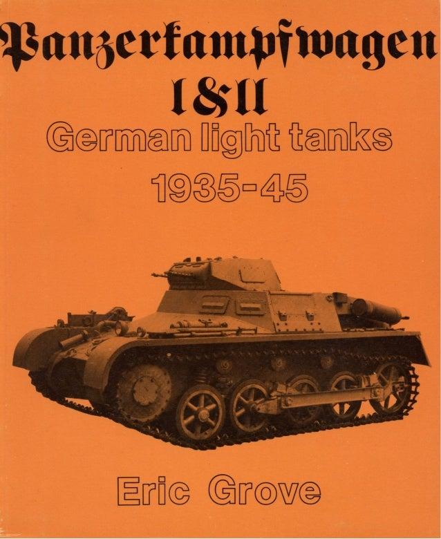 German light tanks 1935 45