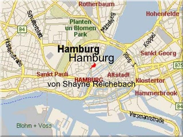 Hamburg von Shayne Reichebach