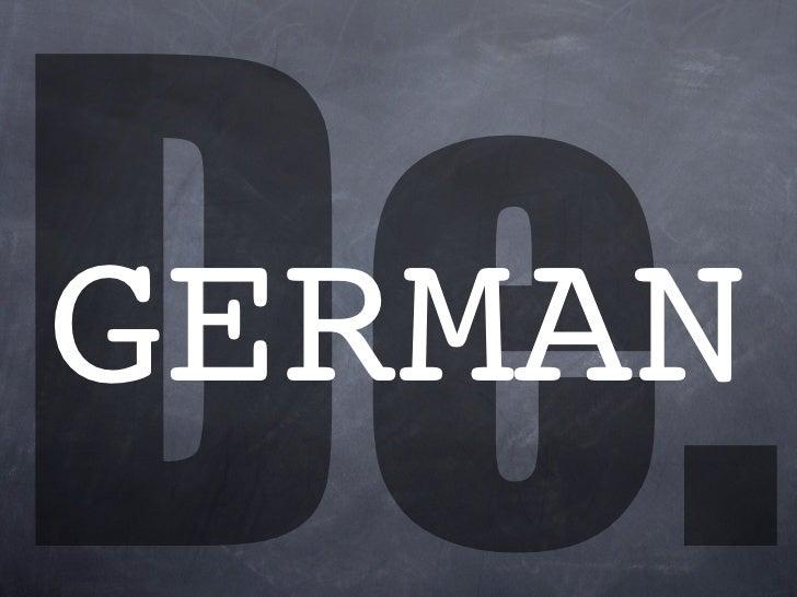 De.GERMAN