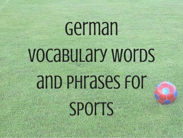 German            vICaBU