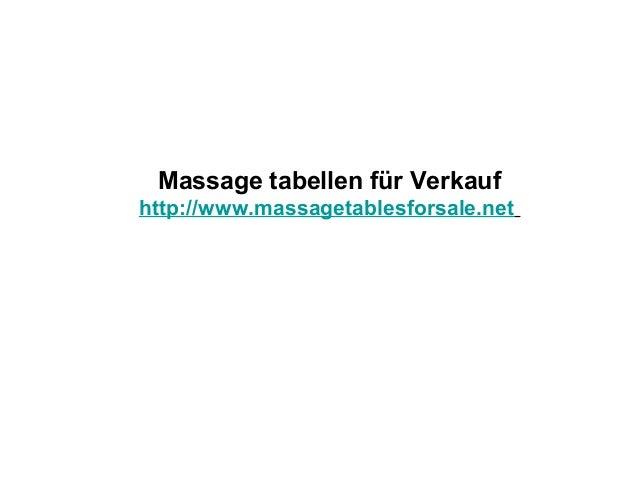Massage tabellen für Verkauf http://www.massagetablesforsale.net