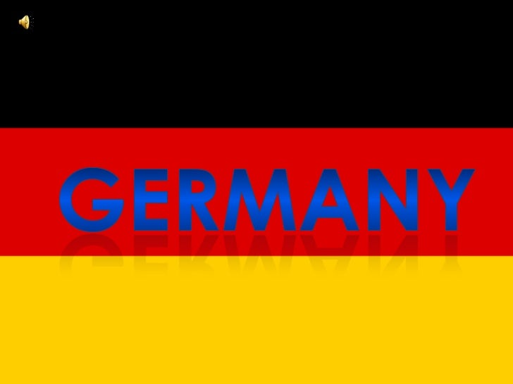    First of all , our group is composed of 2 members    Nil and David .Now talking about a country called    Germany . To...
