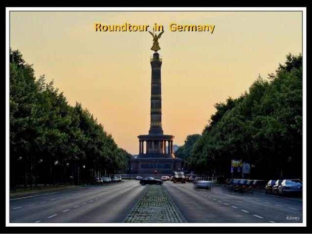 Roundtour in Germany