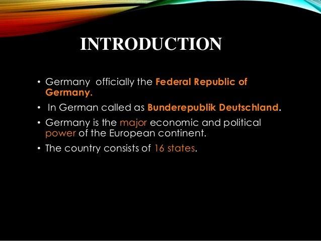 Germany cross culture management