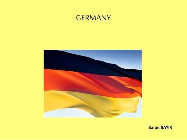 GERMANY Baran BAYIR