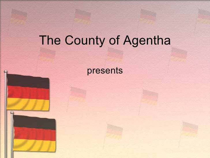 Germany flag powerpoint template free powerpoint template germany flag powerpoint template free powerpoint template the county of agentha presents toneelgroepblik Images