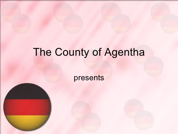 Germany flag powerpoint template germany flag powerpoint template the county of agentha presents toneelgroepblik Images